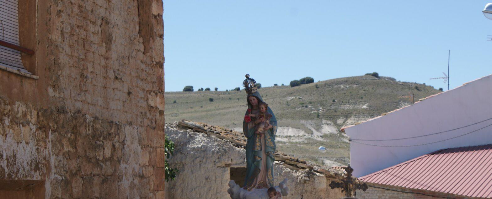 Procesión Virgen de Mediavilla 2018