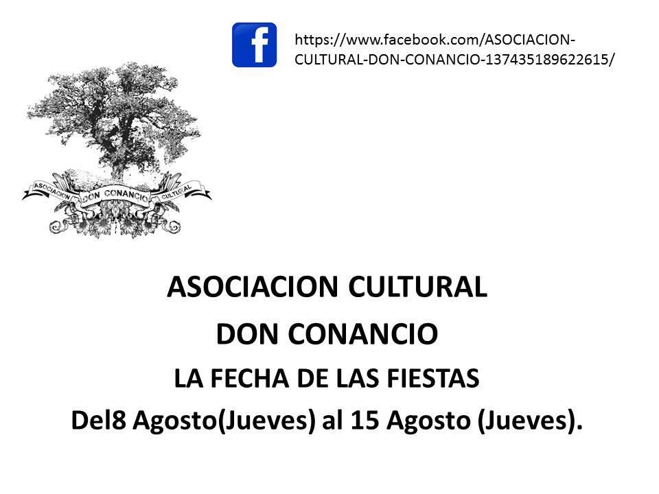 Fiestas, Semana Cultural