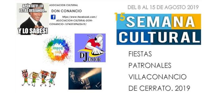 Programa de Fiestas 2019